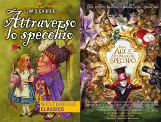 Film tratti da libri i libri da leggere nel 2016 - Film alice attraverso lo specchio ...