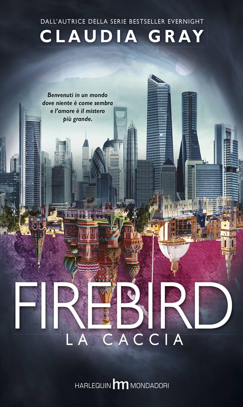 Firebird: La caccia Book Cover