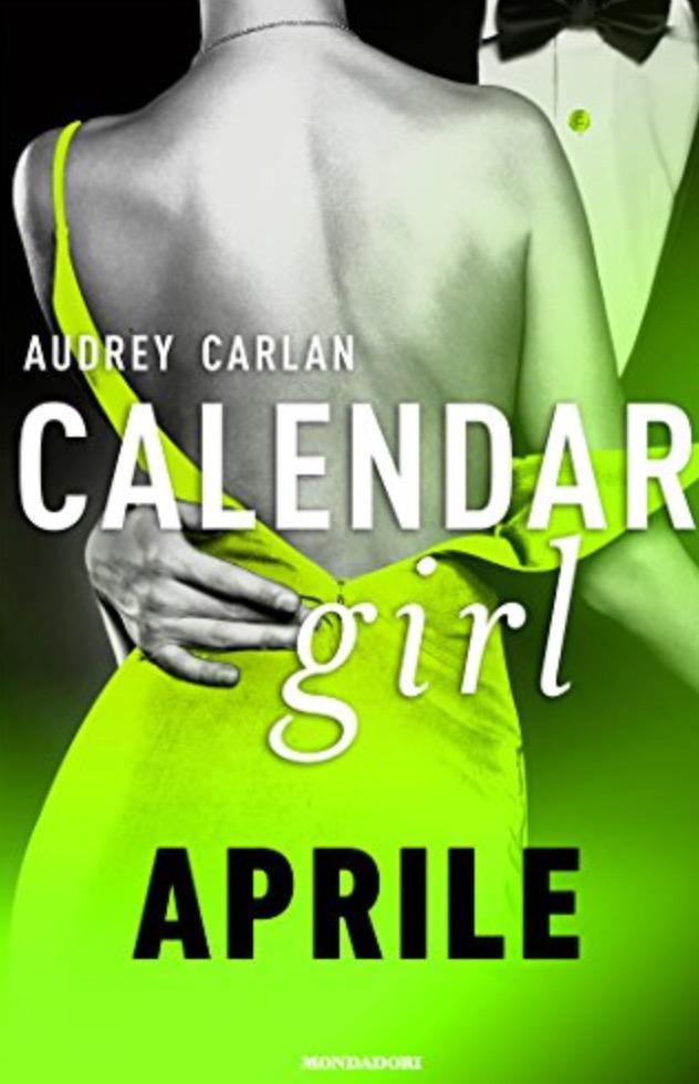 Calendar Girl - Aprile Book Cover
