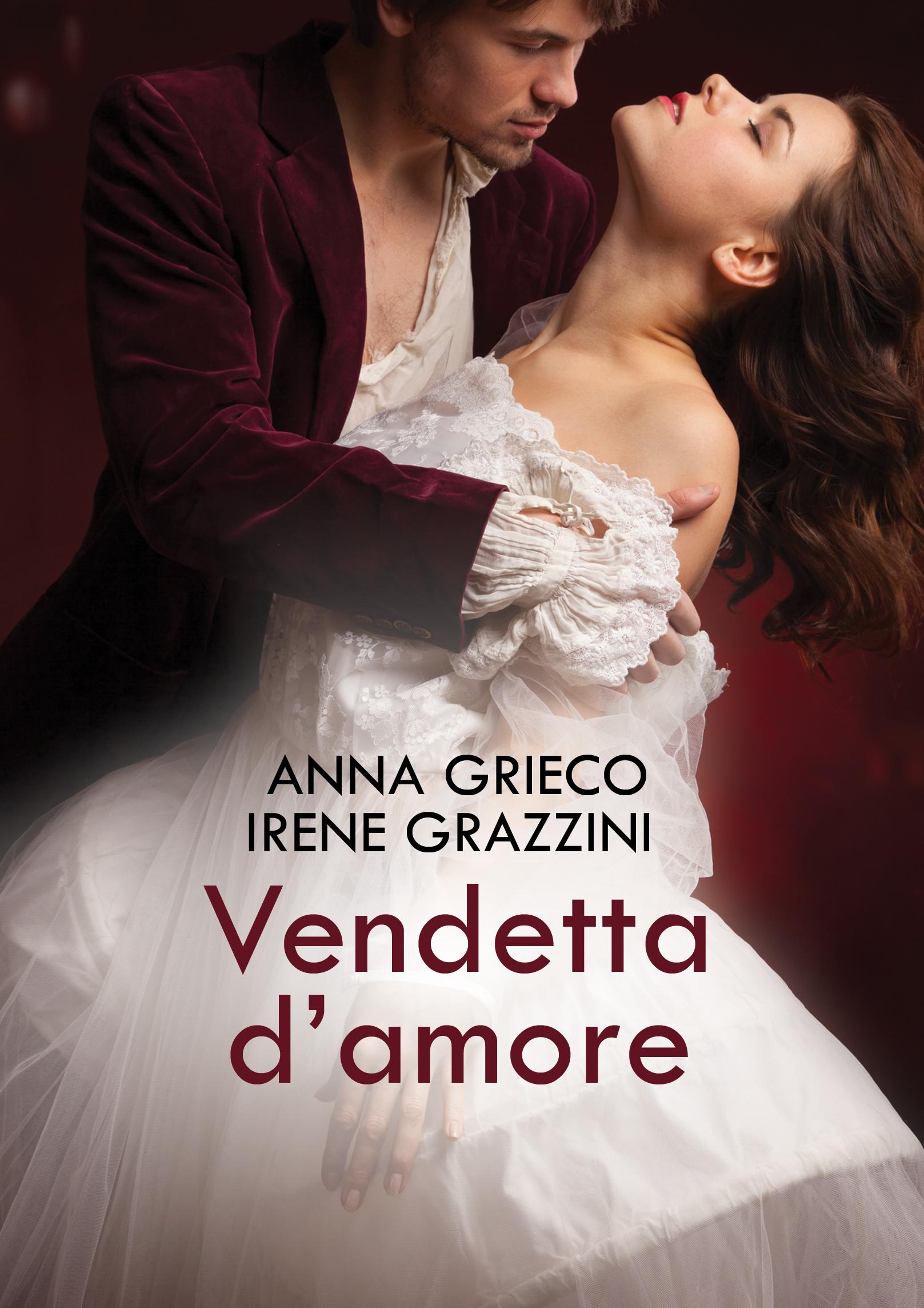 Vendetta d'amore Book Cover