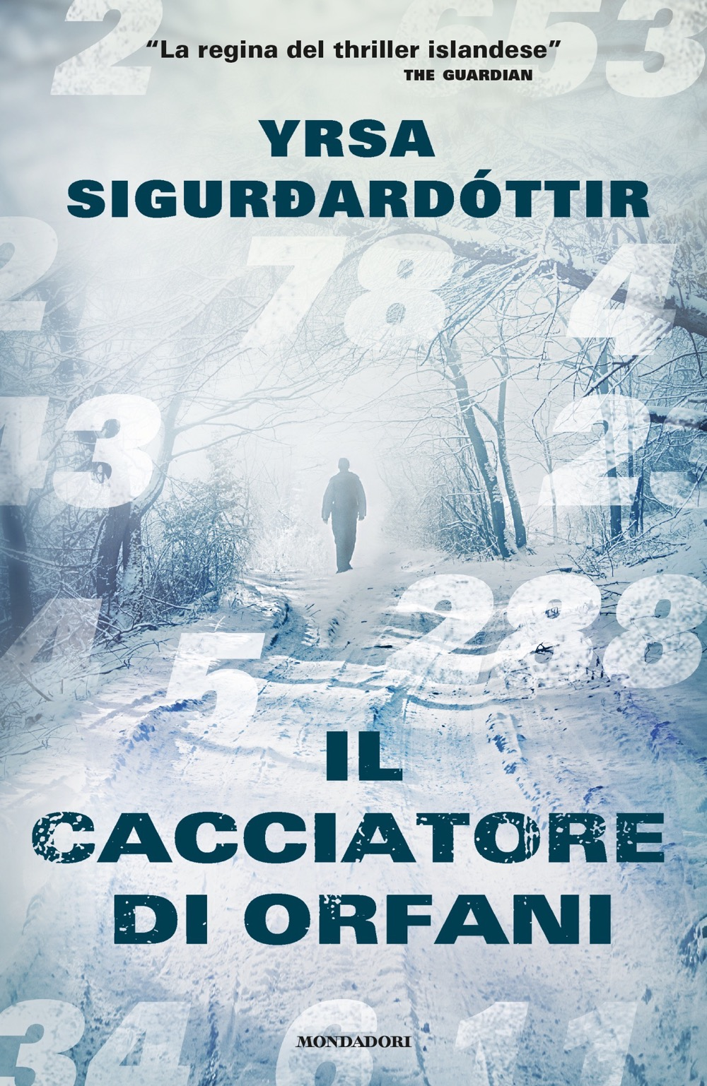 Il cacciatore di orfani Book Cover