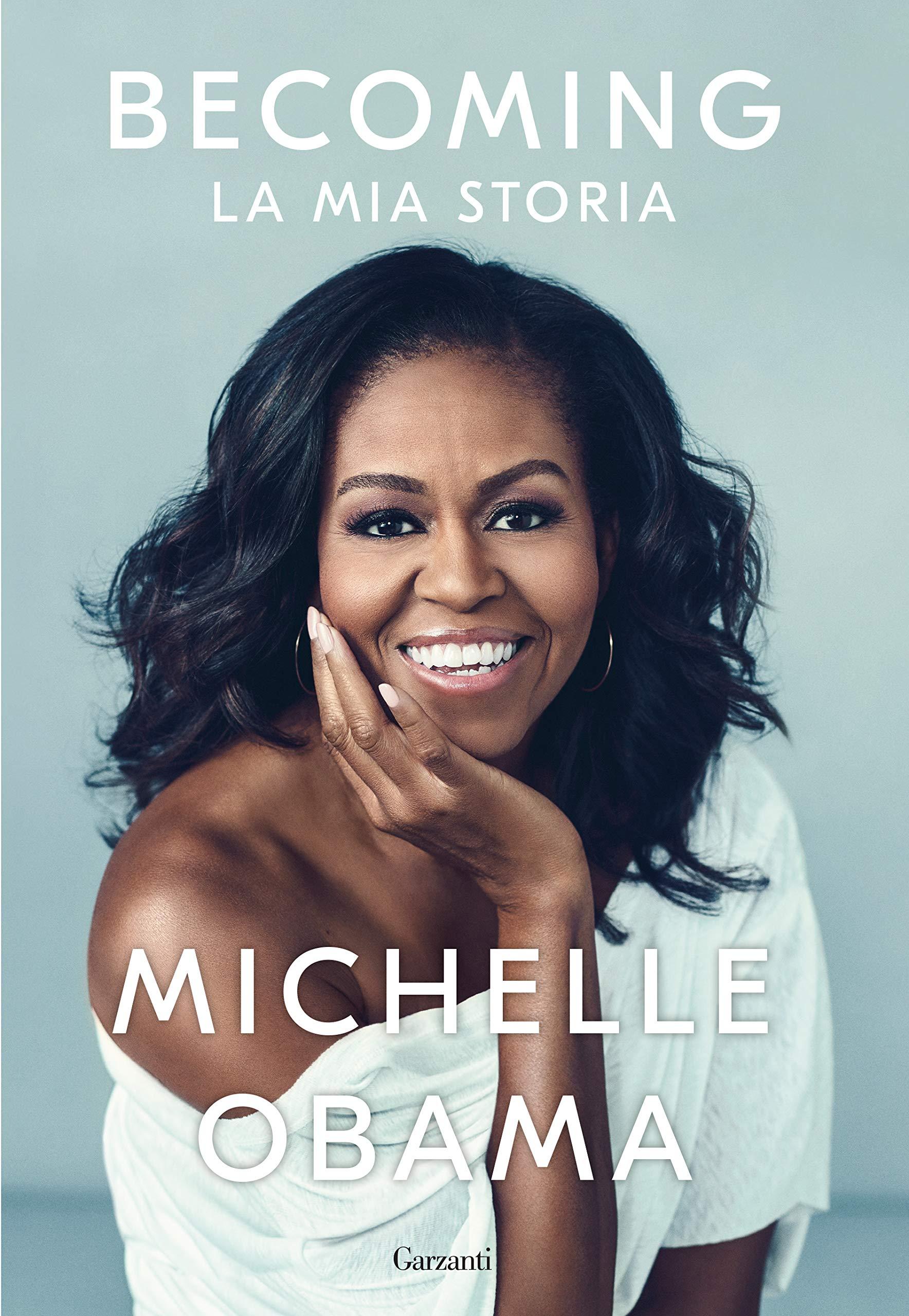 Becoming. La mia storia Book Cover