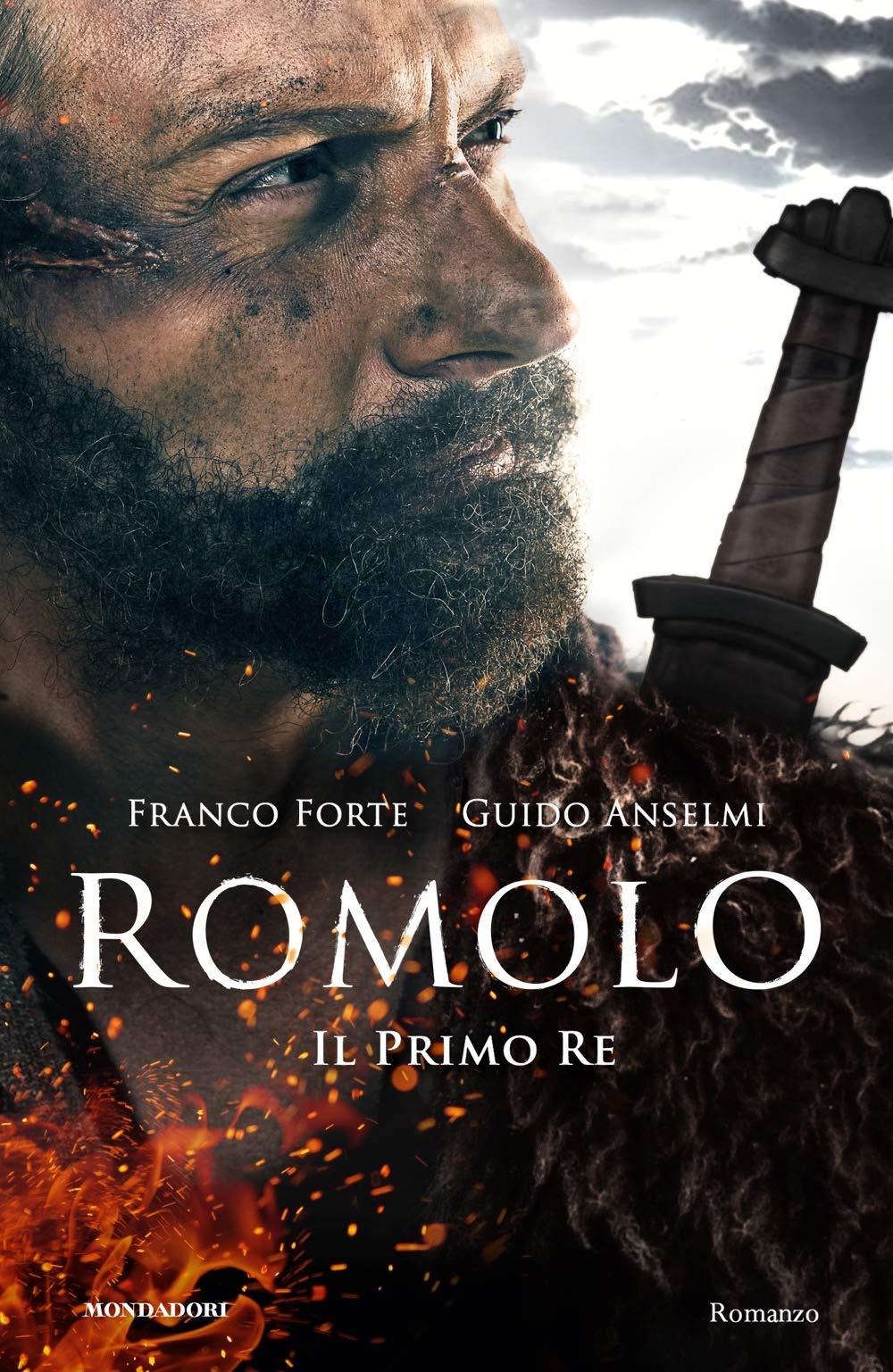 Romolo - Il primo re Book Cover