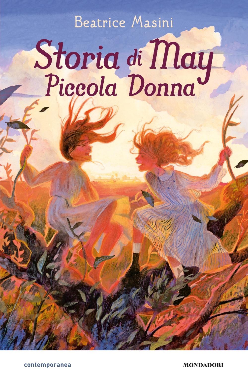 Storia di May Piccola Donna Book Cover
