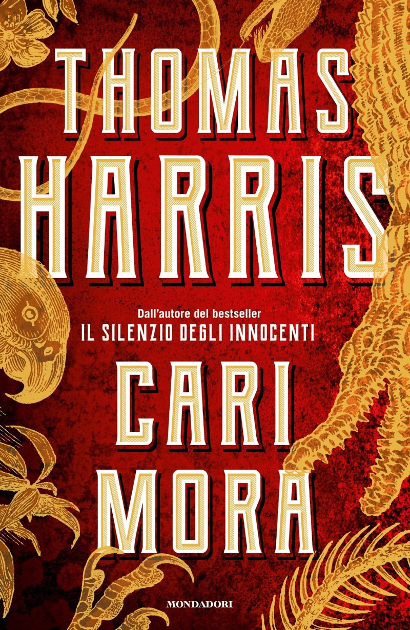 Cari Mora Book Cover