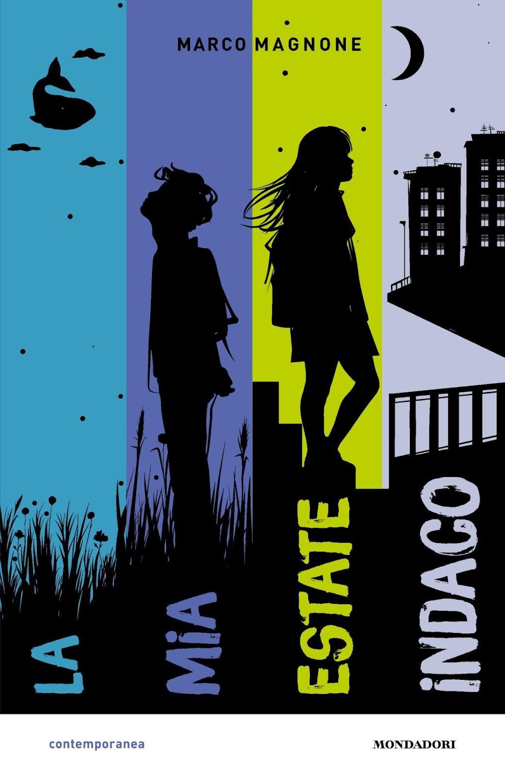 La mia estate Indaco Book Cover